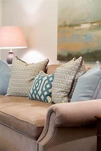 Oversized, Sofa, Pillows