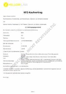 Kaufvertrag Haus Privat : auto kaufvertrag kfz selber erstellen yellowlaw ~ Lizthompson.info Haus und Dekorationen