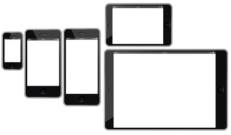 16 Transparent Cell Phone Icons In Png Images