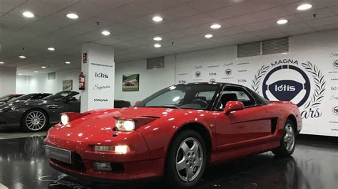 1992 acura nsx in tip top shape up for grabs at 85 500