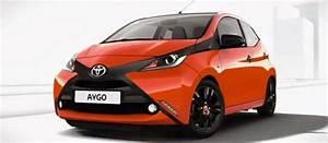 Toyota Aygo Revealed Before 2014 Geneva Motor Show