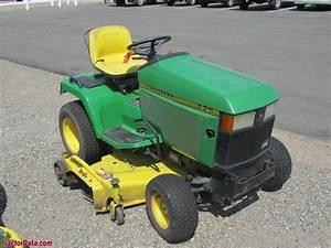 John Deere 425 Mower   John Deere 400 Series