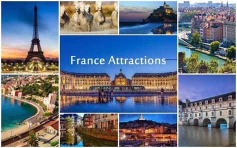 5 Top Tourist Attractions Of France By Jacob William • Findery