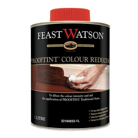 color reducer feast watson 1l prooftint colour reducer bunnings warehouse