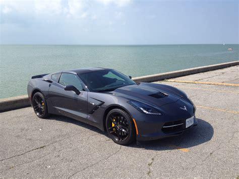 official cyber gray stingray corvette photo thread