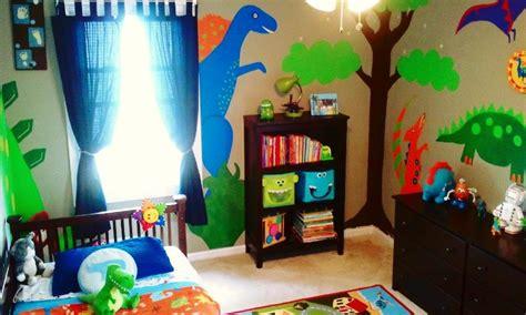 sons room giant dinosaurs big boy bedrooms