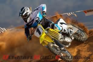 suzuki rm  motocross review