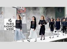 PARIS FASHION WEEK 2018 Dates Calendar