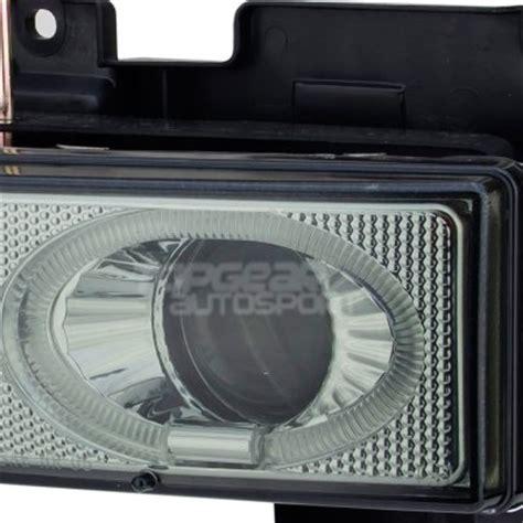 1996 chevy silverado tail lights 1996 chevy silverado smoked halo headlights led drl and