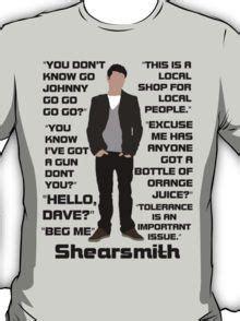 Tshirt League Of Gentlemen Hopple the league of gentlemen t shirts wants shirts