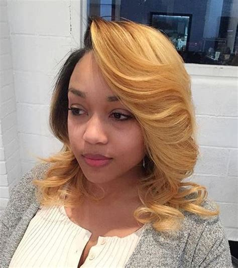 Medium Sew In Hairstyles by Sew 20 Gorgeous Sew In Hairstyles