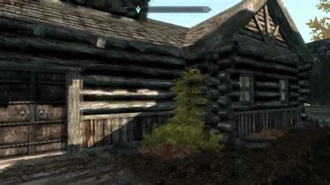 How To Get A House In Riften by Skyrim Riften House Honeyside Fully Furnished