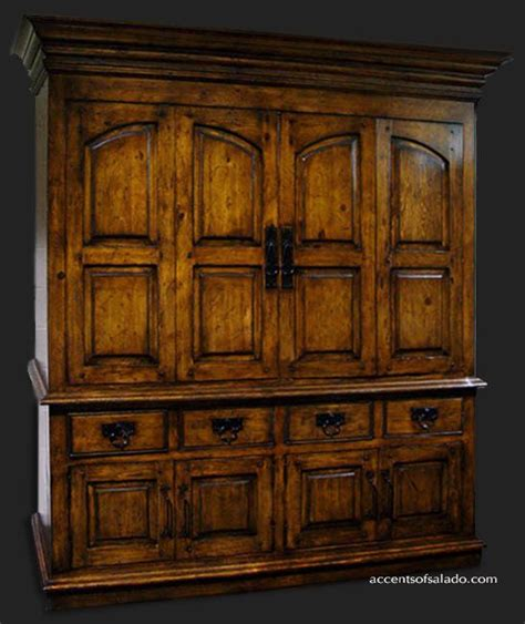 kitchen armoire cabinets new at accents of salado grand tuscan entertainment 2193