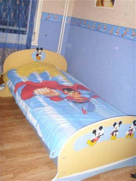 chambre complete mickey chambre garçon quot mickey quot strasbourg 67000