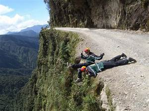 World's Most Dangerous Road, Bolivia | swallower of lives