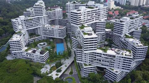 Singapore Architecture Unique Building Designs