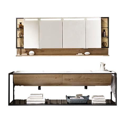 Badezimmer Spiegelschrank Mit Regal by Voglauer V Quell Badezimmer Einrichtung Badkombination Mit