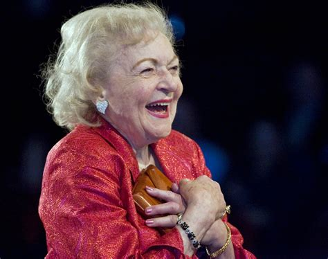 Betty White Turns 99 Says She 'can Stay Up As Late As She