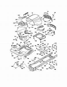 917 289900 Craftsman Lawn Tractor 26 Hp 54 Inch Mower