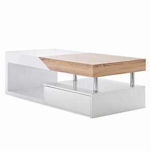 Table Basse Design Bois : 49 tables basses designs ~ Teatrodelosmanantiales.com Idées de Décoration