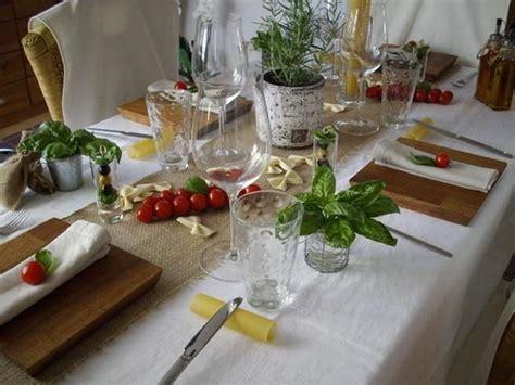 Italian Decorations For Home: Party Table Decoration Ideas Celebrating Italian Theme