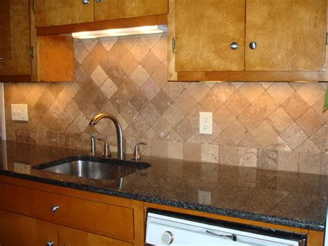 Home Tiles : Stone Backsplash Tiles Home Depot