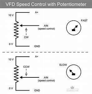 diy knifemaker39s info center vfds part 5 remote control With potentiometer wiring diagram vfd potentiometer wiring diagram vfd hard
