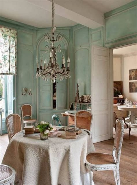 Duck Egg Blue - Color School - Interiors By Color
