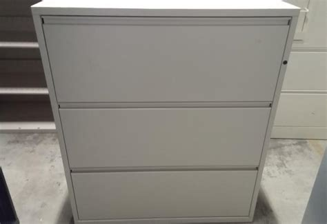 Herman Miller File Cabinet by Herman Miller 3 Drawer Lateral Filing Cabinet Toronto