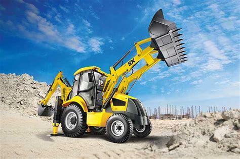 backhoe loader specifications mahindra construction