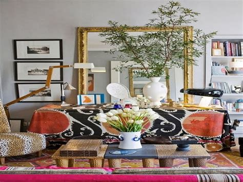 Boho Chic Apartment, Bohemian Home Decor And Furniture