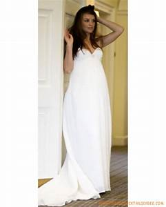 robe mariage pas cher enceinte roux With robe mariage grossesse