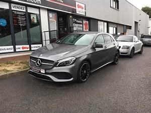 Mercedes Classe A 180 Amg : mercedes classe a 180 cdi 110ch fascination pack amg occasion lille englos pas cher voiture ~ Farleysfitness.com Idées de Décoration