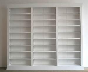 Bücherregal Ikea Weiß : regal wei 280 cm b ~ Lizthompson.info Haus und Dekorationen