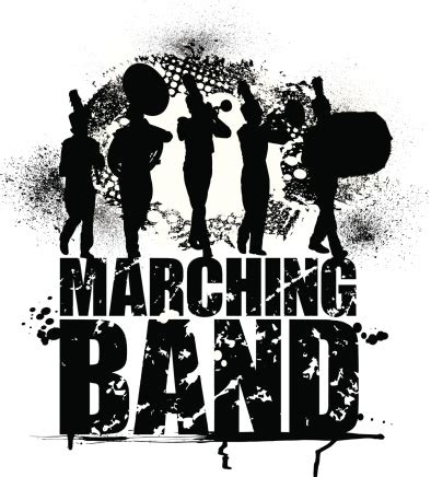 Marching Band Clipart Marching Band Graphics Clipart