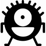 Monster Svg Laughing Icon Onlinewebfonts