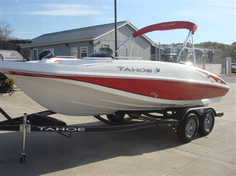 Tahoe 195 Deck Boat by Tahoe 195 Boats For Sale Boats