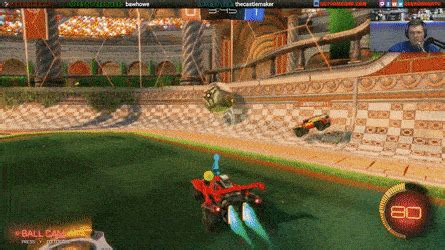 rocket league goal  windows crash gif create