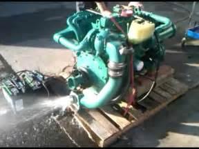 river city boat works volvo penta ad31 turbo diesel