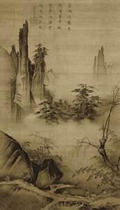 La peinture chinoise traditionnelle, miroir des arts de la ...