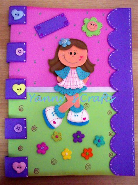 Yanny´s Crafts: Carpeta Decorada FOFUCHAS PLANAS