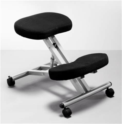 siege sans dossier ergonomique bureau sièges de bureau