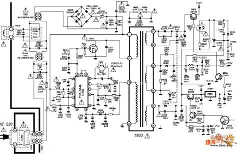 tcl db tv power supply circuit diagram powersupply