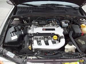 2000 Saturn L Series Ls2 Sedan 3 0 Liter Dohc 24v V6