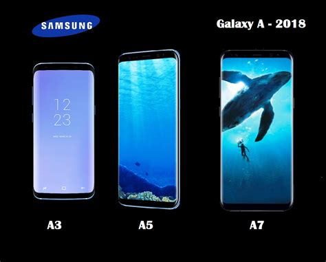 the galaxy a 2018 series looks more and more like this year s flagships mobilenewsmag com