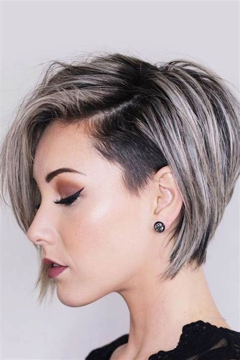trending hairstyles  short layered hairstyles evesteps