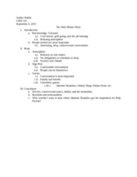 introduction speech outline speech 1 introductory outline b ii can be