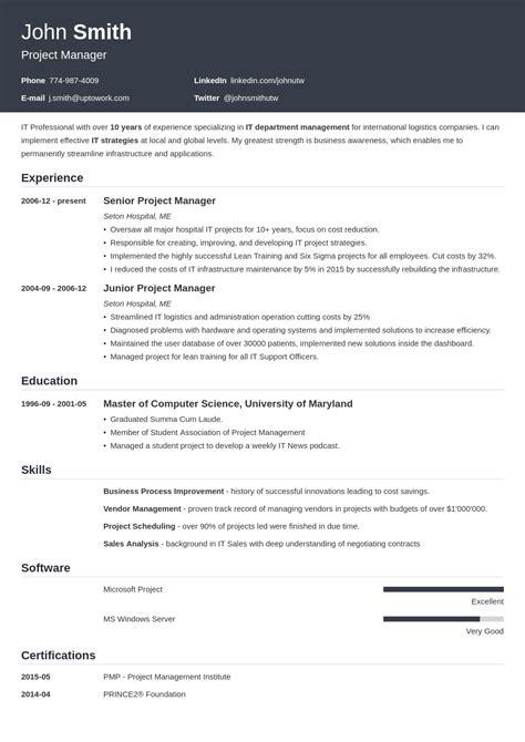 resume templates  create  resume   minutes