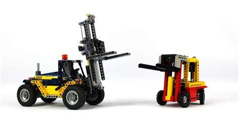 Lego Technic Gabelstapler 8843