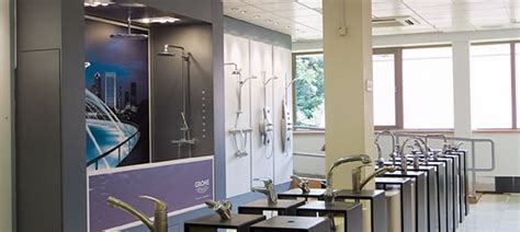 Grohe   Metrix Office Interiors   Bespoke Office Interior